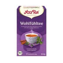 Produktbild Yogi Tea Wohlfühl Bio