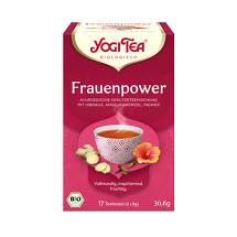 Produktbild Yogi Tea Frauen Power Bio