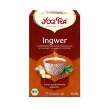 Produktbild Yogi Tea Ingwer Bio