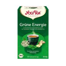 Produktbild Yogi Tea Grüne Energie Bio