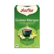 Yogi Tea Grüner Morgen Bio
