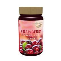 Produktbild Cranberry Vitamin C + Selen + Zink Kapseln