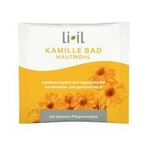 Produktbild LI-IL Kamille Bad Hautwohl