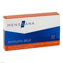 Produktbild Immuno akut Menssana Kapseln