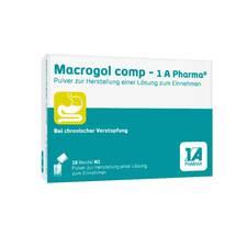 Produktbild Macrogol comp 1A Pharma Pulver