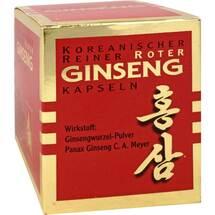 Produktbild Roter Ginseng 300 mg Kapseln