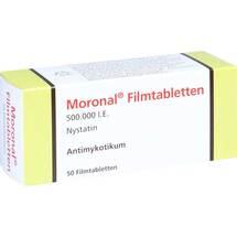 Produktbild Moronal Filmtabletten