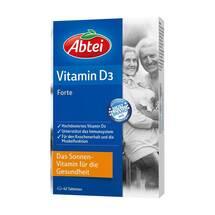 Produktbild Abtei Vitamin D3 800 I.E. Tabletten