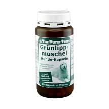 Produktbild Grünlippmuschel 500 mg für Hunde Kapseln