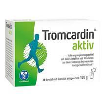 Produktbild Tromcardin aktiv Granulat Beutel