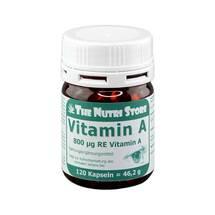 Produktbild Vitamin A 800 µg RE Kapseln