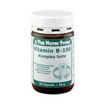 Vitamin B 100 Komplex forte Kapseln