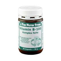 Produktbild Vitamin B 100 Komplex forte Kapseln