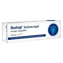 Produktbild Ibutop Schmerzgel