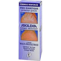 Akildia Fuß Schutzcreme für Diabetiker