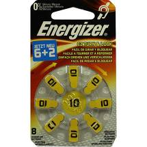 Produktbild Energizer Hörgerätebatterie 10