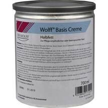 Produktbild Wolff Basiscreme halbfett