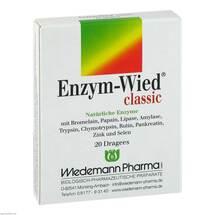 Produktbild Enzym Wied classic Dragees