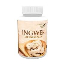 Ingwer Kapseln 500 mg