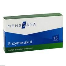 Produktbild Enzyme akut Menssana Kapseln