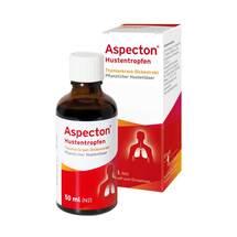 Produktbild Aspecton Hustentropfen