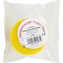 Pressotherm Finger-Tape gelb