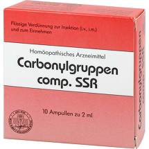 Produktbild Carbonylgruppen comp. Ssr Ampullen
