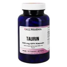 Produktbild Taurin 500 mg GPH Kapseln