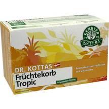 Dr. Kottas Früchtekorb Tropic Filterbeutel