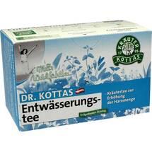 Produktbild Dr. Kottas Entwässerungstee Filterbeutel