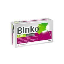 Produktbild Binko 120 mg Filmtabletten