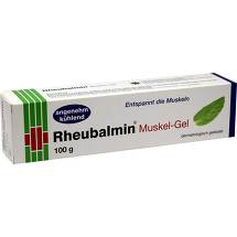 Produktbild Rheubalmin Muskel-Gel