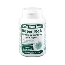 Produktbild Roter Reis Extrakt 250 mg plus Kapseln