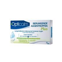 Produktbild Opticalm beruhigende Augentropfen Plus in Einzeldosis