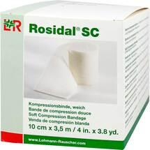 Produktbild Rosidal SC Kompressionsbinde weich 10cmx3,5m