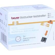 Produktbild Beurer GL44 / GL50 Blutzucker-Teststreifen