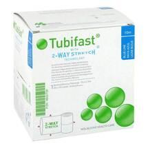 Produktbild Tubifast 2-Way-Stretch 7,5cmx10m blau Schlauchv.
