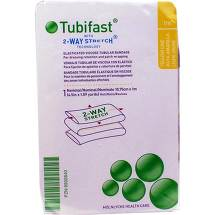 Tubifast 2-Way-Stretch 10,75cmx1m gelb Schlauchv.
