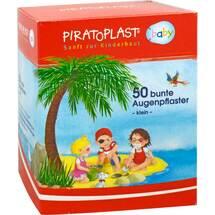 Produktbild Piratoplast Baby Augenpflaster klein 48x60mm