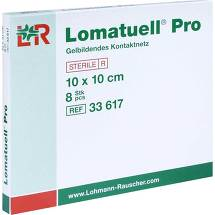 Produktbild Lomatuell Pro 10x10 cm steril