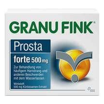 Produktbild Granu Fink Prosta forte 500 mg Hartkapseln