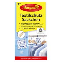 Aeroxon Textilschutz Säckchen gegen Motten