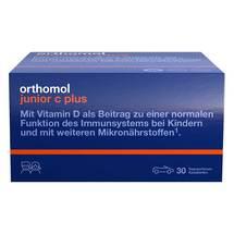 Produktbild Orthomol Junior C plus Kautabletten Waldfrucht