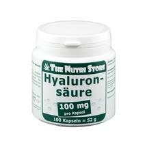 Produktbild Hyaluronsäure 100 mg vegetarische Kapseln