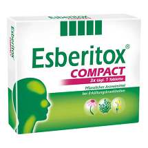 Produktbild Esberitox Compact Tabletten