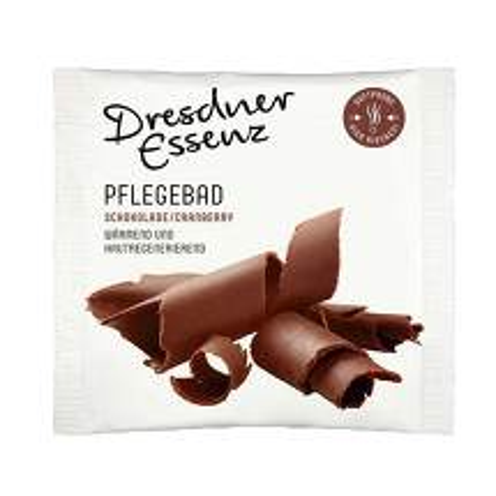 Produktbild Dresdner Essenz Pflegebad Schokolade/Cranberry