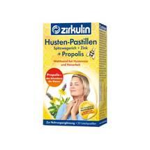 Zirkulin Husten Pastillen Spitzwegerich + Zink + Propolis