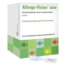 Allergo-Vision sine 0,25 mg / ml AT im Einzeldo.beh.
