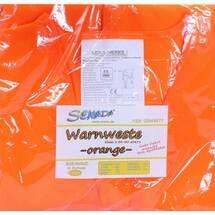 Produktbild Senada Warnweste orange im Beutel