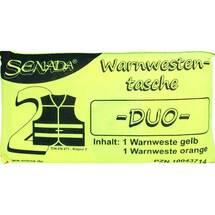 Produktbild Senada Warnweste gelb und orange Duo Tasche
